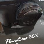 Canon G5 X Mark IIを購入したので初発レビュー